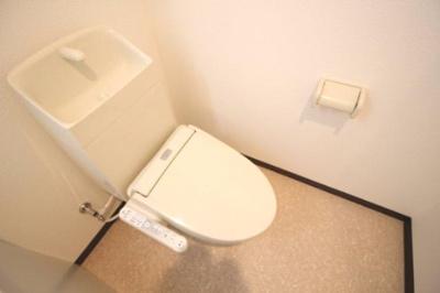 トイレ(ウォシュレット付)モデルルーム