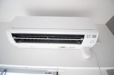 洋室7.6帖 エアコン モデルルーム