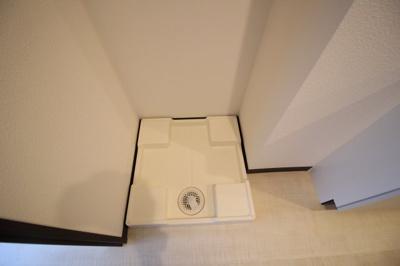 洗濯機置き場 モデルルーム