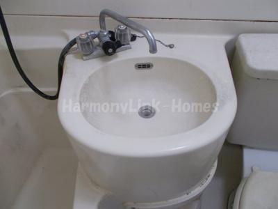 東池袋マンションの洗面台☆
