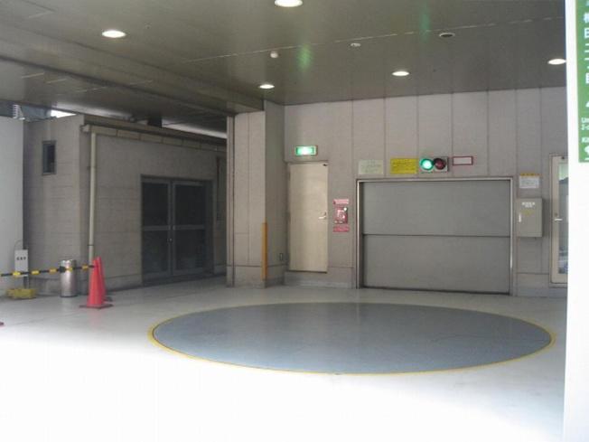 【駐車場】阪神産経桜橋ビル