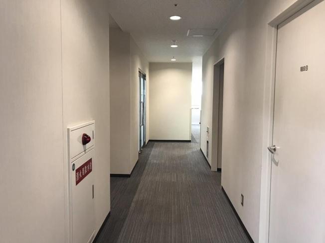 【内装】阪神産経桜橋ビル
