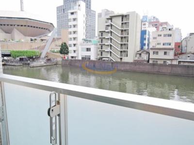【展望】セイワ南堀江リバーレジデンスWEST