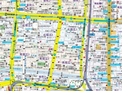 【地図】グレース畑中