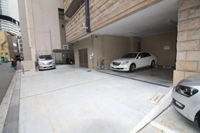 【駐車場】カスタリアタワー肥後橋