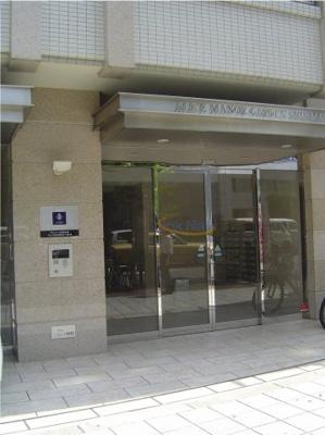 【エントランス】アリスマナーガーデン新町