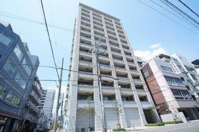 【外観】アーデンタワー立売堀