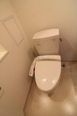 【トイレ】アーデン江戸堀