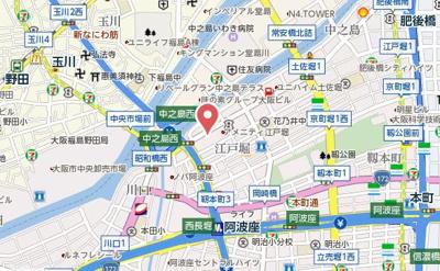 【地図】ロイヤルヒル1