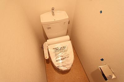 【トイレ】レジデンス靭公園