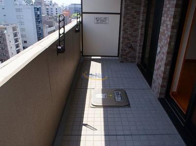 【バルコニー】リーガル四ツ橋Ⅱ