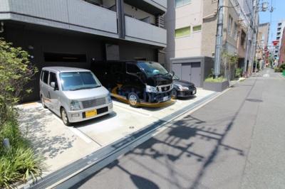 【駐車場】リーガル京町堀Ⅱ