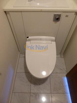 【トイレ】リーガル京町堀