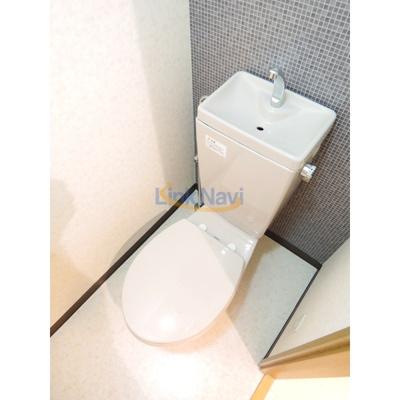 【トイレ】ラ・フォンテ新町