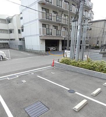 【駐車場】メルベーユ西淀