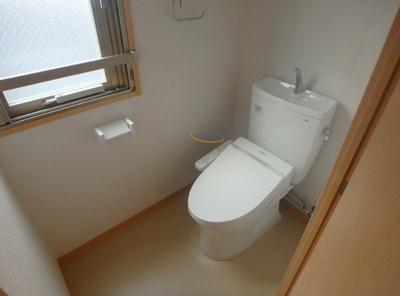 【トイレ】メルベーユ西淀
