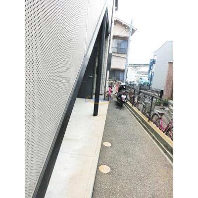 【ロビー】メープル大和田