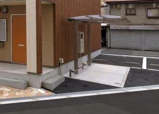 【駐車場】フジパレススリーハーブズ姫島