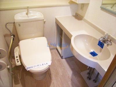 【トイレ】トップハイム・サノ