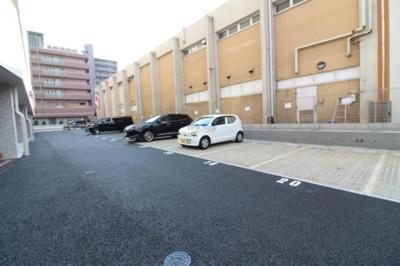 【駐車場】ディームス御幣島