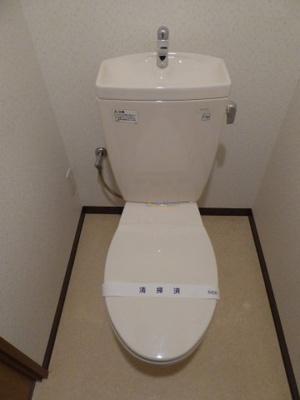 【トイレ】パークハイムうつぼ