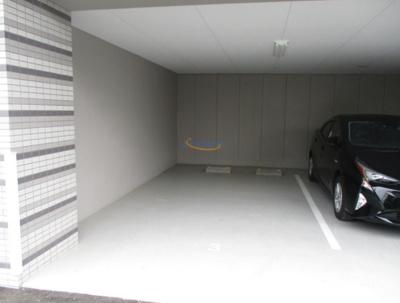 【駐車場】大阪WESTレジデンス