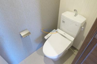 【トイレ】サムティ本町ベルシア