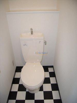 【トイレ】インペリアル新町