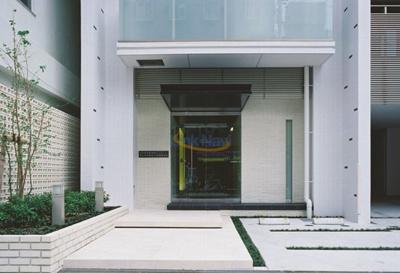 【エントランス】アーバネックス南堀江