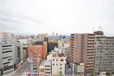 【展望】アクアプレイス南堀江