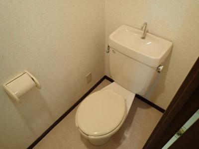 【トイレ】サンパレス板宿