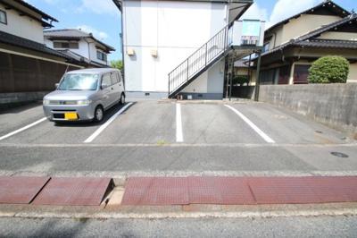 【駐車場】ふじハイツ