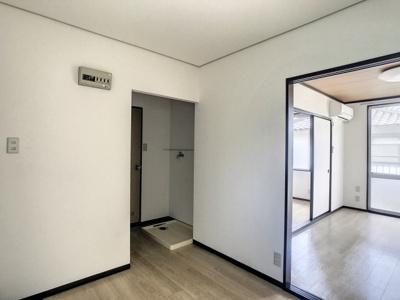 【浴室】ふじハイツ