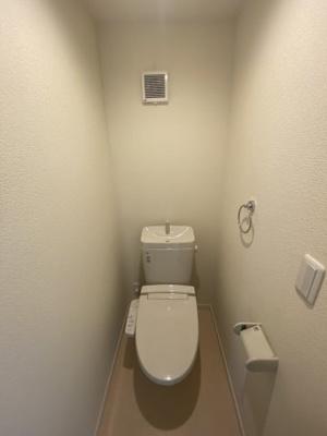 【トイレ】デュオメゾン横濱石川町WEST