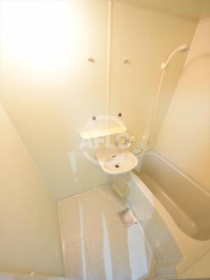 アブレスト桜川 浴室