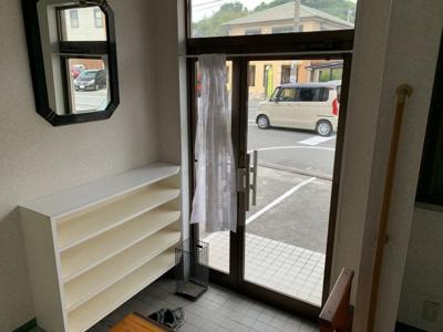 【玄関】T様黒江テナント