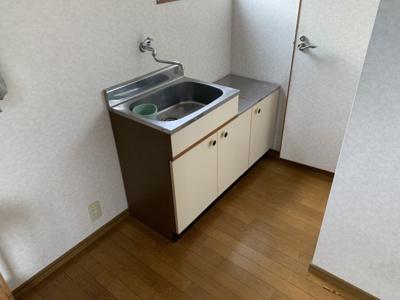 【キッチン】T様黒江テナント