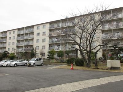 【外観】神陵台西住宅63号棟
