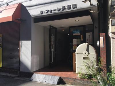 【エントランス】ラ・フォーレ長堀橋【賃貸】