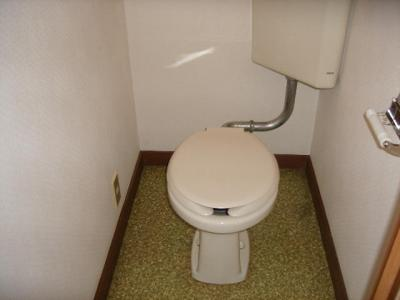 【トイレ】第2小島ハイツ