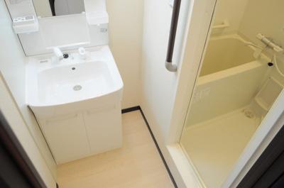 【浴室】フォレスト江見