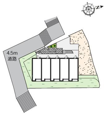 【地図】フォレスト江見