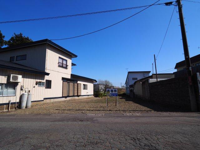 【外観】大仙市大曲丸子町の住宅用地 69.28坪・250万円
