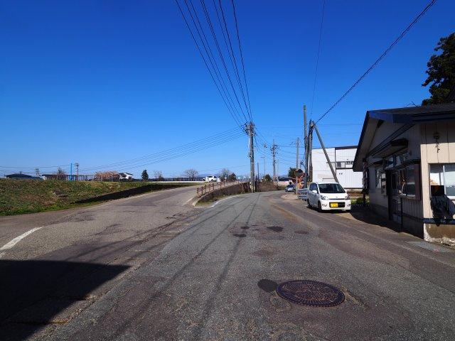 大仙市大曲丸子町の住宅用地 69.28坪・250万円