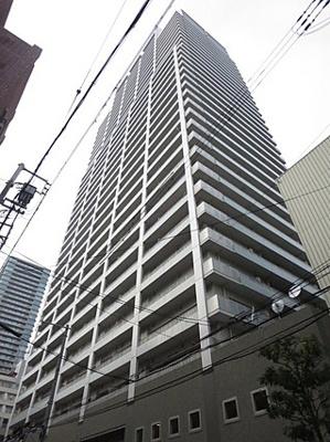 【外観】ライオンズマンション大阪スカイタワー