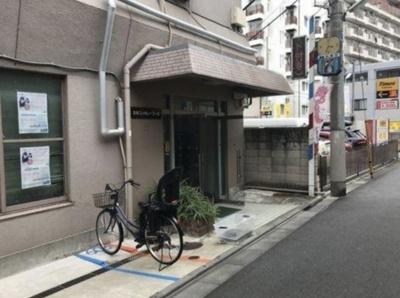 【エントランス】方南ファミリーコーポ