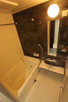 ゆったり過ごせるお風呂です リフォーム完了しました♪♪毎週末オープンハウス開催♪三郷新築ナビで検索♪