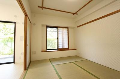 日本らしい落ち着いた雰囲気の和室です リフォーム完了しました♪♪毎週末オープンハウス開催♪三郷新築ナビで検索♪