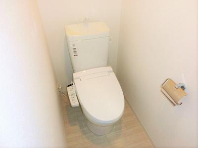 【トイレ】ファーストステージ神戸ハーバーランド