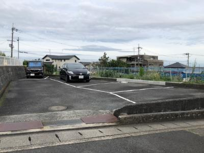 【外観】池田駐車場